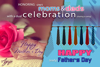 Mother's Day  &  Early Father's Day Celebration - May 2015