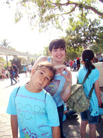 Disneyland with 3-5 graders