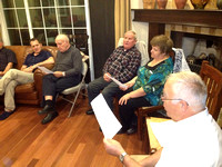 Agape Church Senior Ministry Meeting