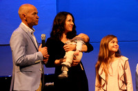 Baby Dedication Jonathan Isaac Catinas - November 5, 2017