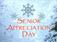 Senior Appreciation Day - December 4, 2016