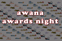 AWANA Awards Night - May 26, 2016