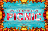 Agape & Friends Picnic - October 21, 2017