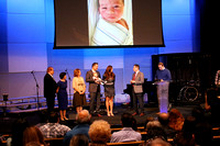 Baby Dedication - Landon Darius Yazdani - November 26, 2017