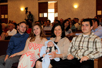 Jase Jacob Jonathan Baby Dedication