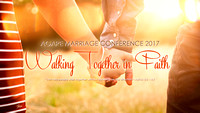 Agape Marriage Conference - October 14, 2107